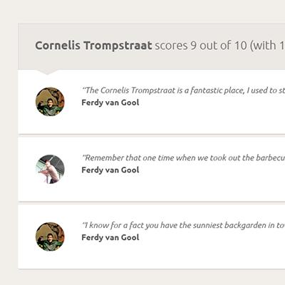 Stories, memories: reviews!